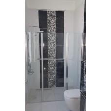 Wall Shower Cabin Model 1